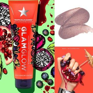 GLAMGLOW TROPICALCLEANSE Exfoliating Cleanser